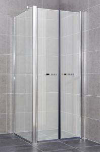 COMFORT G8 – Sprchový kout clear – 106 – 111 x 67,5 – 70 x 195 cm