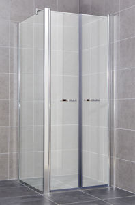 COMFORT H5 – Sprchový kout clear – 91 – 96 x 72,5 – 75 x 195 cm