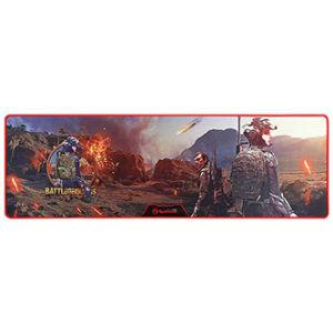 Podložka pod myš, G37, herní, barevná, 920 x 294 x 3 mm, 3 mm, Marvo