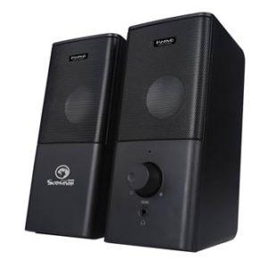 Marvo reproduktory SG-117, 2.0, 6W, černé, regulace hlasitosti, herní, 200Hz-16kHz