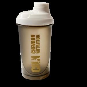 Shaker Black Smoke 500+150 ml