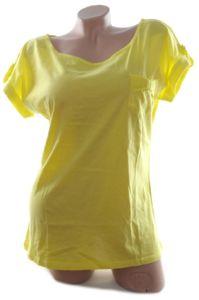 Dámske tričko – jednoduché voľné