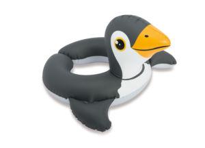 Intex Plávacie koleso tučniak 64*64cm