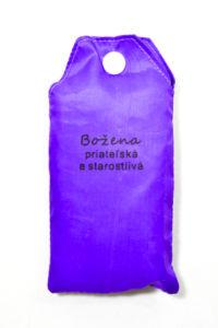 Nákupná taška s menom BOŽENA – priateľská a starostlivá, C-24-7711