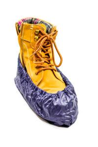 Návleky na obuv 10 párov