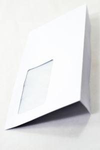 Papierová obálka 21,9*11cm  /1000ks/