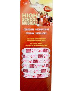 Šnúrky do topánok – High school musical