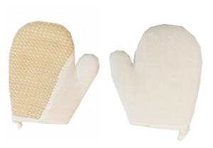 Masážní rukavice do koupele