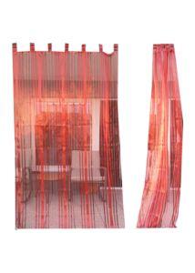PHOENIX Hotové (kusové) záclony průsvitné 145cm × 245cm 2ks v balení CS-4
