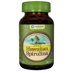 Havajská spirulina 200 tablet