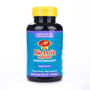Havajský astaxanthin 6mg, Vegan