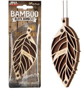 AirFresh BAMBOO – Black bamboo
