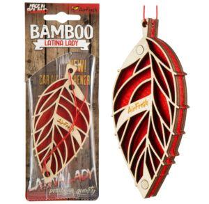 AirFresh BAMBOO – Latina Lady