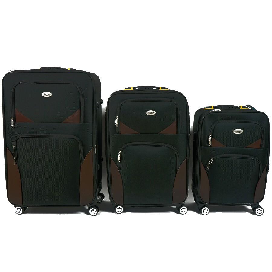 Cestovní textilní kufr Laggy Costarica