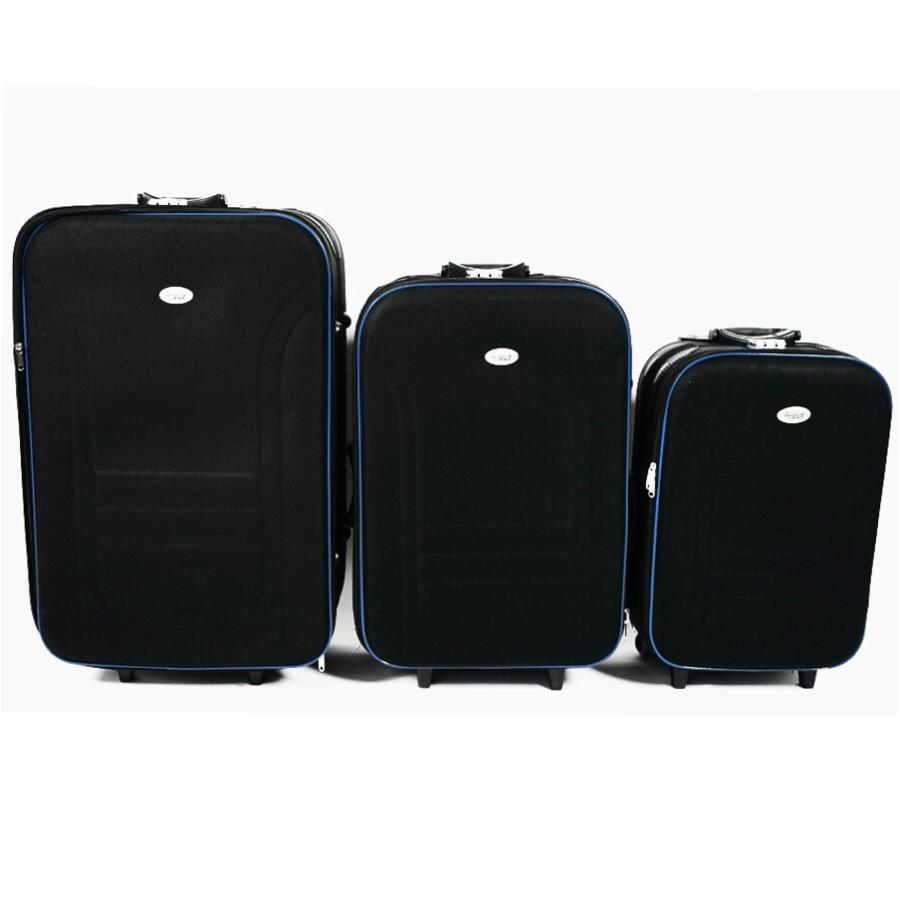 Cestovní textilní kufry Laggy Malibu