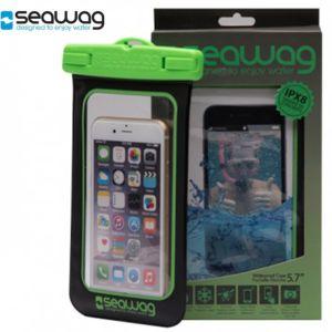 Vodotěsné pouzdro Seawag zeleno černé