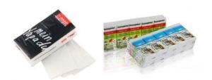 Reklamní kapesníky v balíčku s potiskem 500 balení