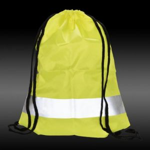 Reflexní batoh sportovní 100ks + reklamní potisk na batoh