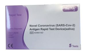 Antigenní testy ze slin na Covid-19 Really Tech 1000ks