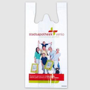Reklamní tašky z eco folie košilka s potiskem 20000ks