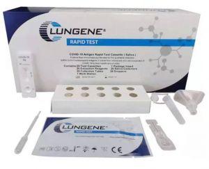 Clongene Biotech Co., Ltd COVID-19 antigenní Rapid Test Cassette ze slin, 20 ks