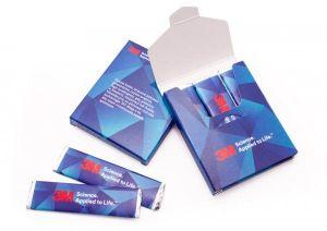 Reklamní žvýkačky 9 ks plátkové s potiskem 1000 ks