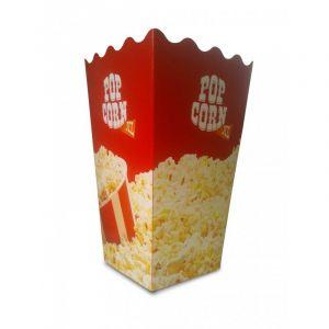 Krabička na popcorn 90 x 220 x 135 mm s potiskem 1000ks