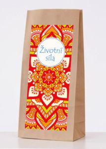 Ajurvédská směs na čaj Životní síla 50 g – Bylinná směs