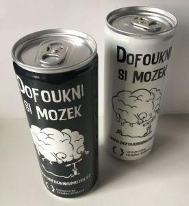 Reklamní nealkoholický nápoj s příchutí koly 250 ml – 264 ks