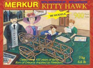 Merkur Kitty Hawk, 900 dĂlĹŻ, 100 modelĹŻ