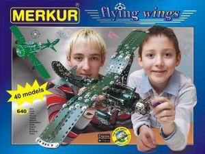 Merkur Flying wings, 640 dĂlĹŻ, 40 modelĹŻ