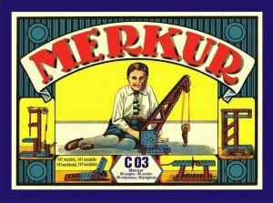 Merkur Classic C03, 163 dĂlĹŻ, 141 modelĹŻ