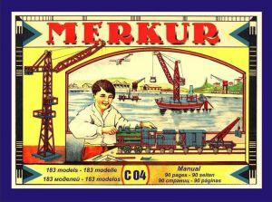 Merkur Classic C04, 213 dĂlĹŻ, 183 modelĹŻ