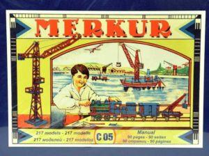 Merkur Classic C05, 339 dĂlĹŻ, 217 modelĹŻ