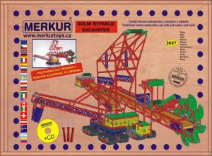 Merkur Maxi – Rypadlo, 2627 dĂlĹŻ