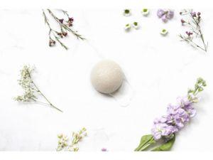 zKokosu Konjaková houbička NATURAL