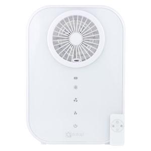 Zvlhčovač vzduchu s ventilátorem Dalap LUNA