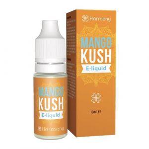 Harmony CBD E-liquid 300 mg, 10 ml, Mango Kush