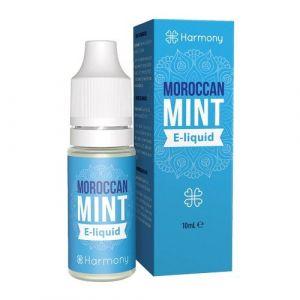 Harmony CBD E-liquid 600 mg, 10 ml, Moroccan Mint