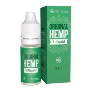 Harmony CBD E-liquid 300 mg, 10 ml, Original Hemp
