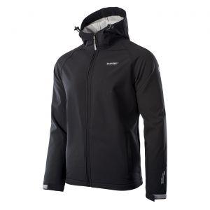 HI-TEC Narmo – pánská softshellová bunda s kapucí