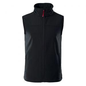 HI-TEC Luman – pánská softshellová vesta