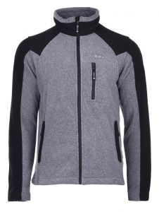 HI-TEC Monar – pánská fleecová bunda/mikina