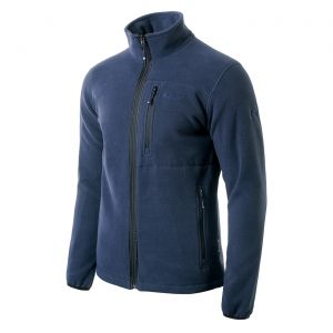 HI-TEC Porto – pánská fleecová bunda/mikina