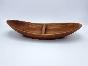 Mísa dřevěná Velká – ořech 460 x 205 x 82mm