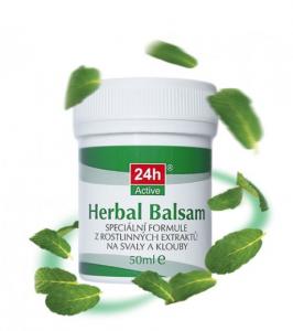 MedikoBio Herbal Balsam   Gel na svaly a klouby   50ml