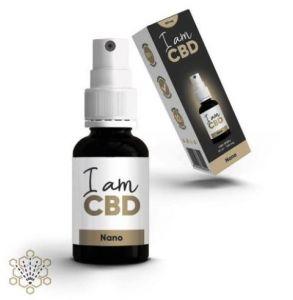 I am CBD Nano CBD sprej