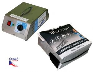 BIOOZON Home Cleaner 1 500 + vak OB-7 | Dezinfekce ozonem
