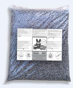 Univerzální přírodní peletkové stelivo z dřevní hmoty – 15kg / PALETA 67 KS